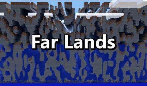 FarLands Mod 1.7.10