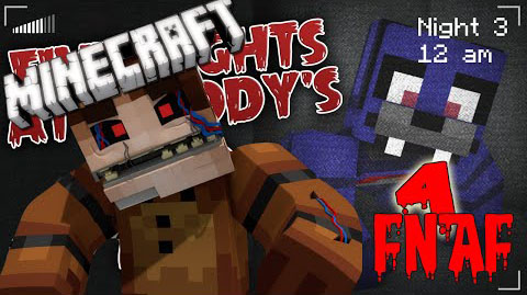 Five Nights at Freddy's Mod 1.7.10 by -Magik-