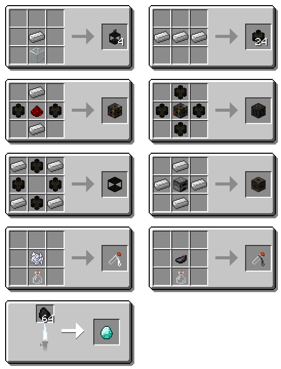 Glenns-Gases-Mod-Recipes
