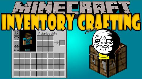 Inventory-Crafting-Grid-Mod