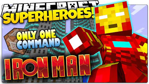 Iron Man Command [1.8.9]