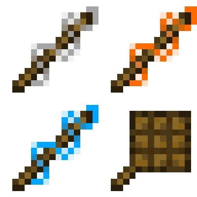 Magical Stick Mod 1.7.10