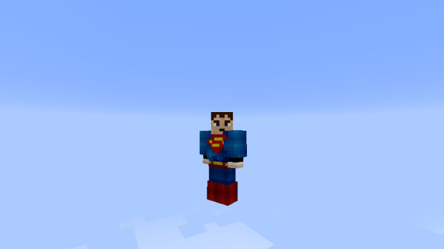 Superheroes Unlimited [1.7.10] [1.6.4] (супергерои)