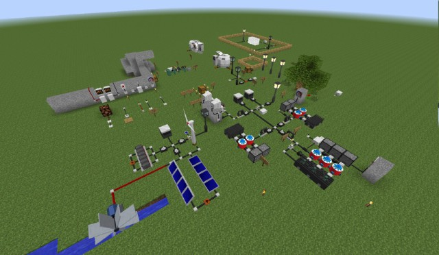 The Electrical Age Mod 1.7.10/1.7.2/1.6.4