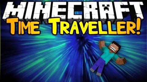 Time Traveler Mod 1.7.10/1.7.2