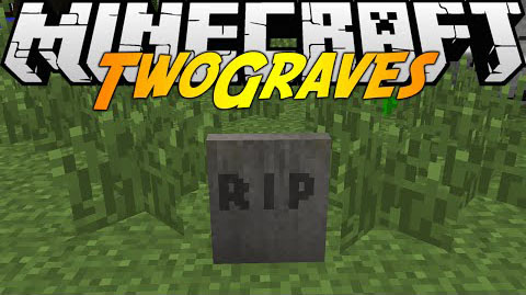 TwoGraves Mod 1.7.10