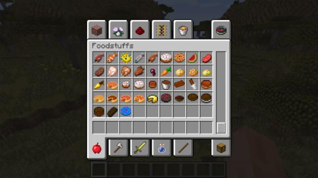 Pastries Mod 1.7.10