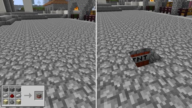 Landmines Mod 1.7.10
