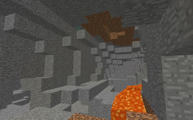 Deeper Caves Mod 1.7.10