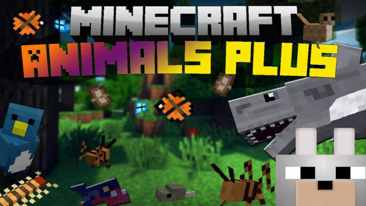 Animals Plus [1.9] [1.8.9] [1.7.10]