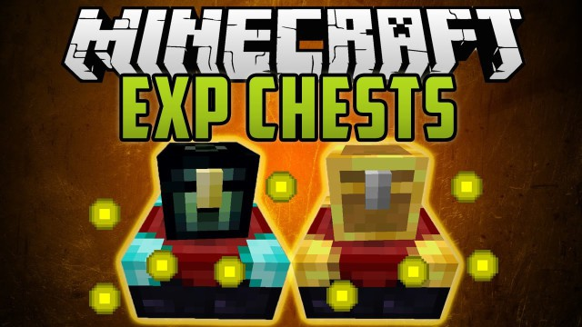 Exp Chest Mod 1.8/1.6.4