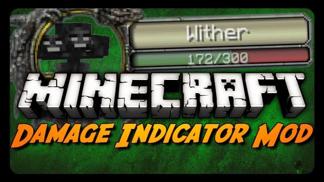 Damage Indicators [1.12.2] [1.8] [1.7.10] [1.6.4]
