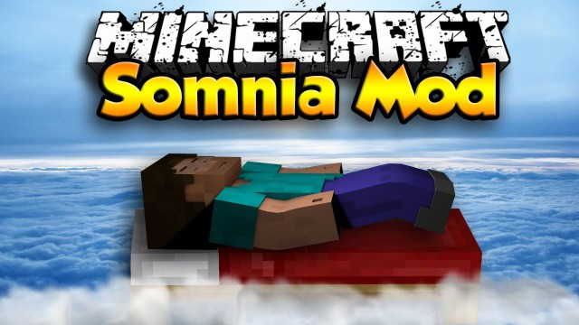 Somnia Mod 1.7.10/1.7.2/1.6.4/1.5.2