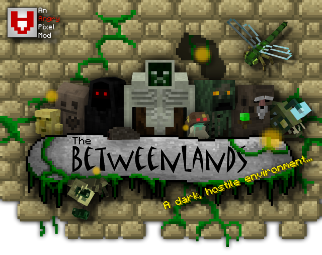 The Betweenlands [1.12.2] [1.10.2] [1.7.10]