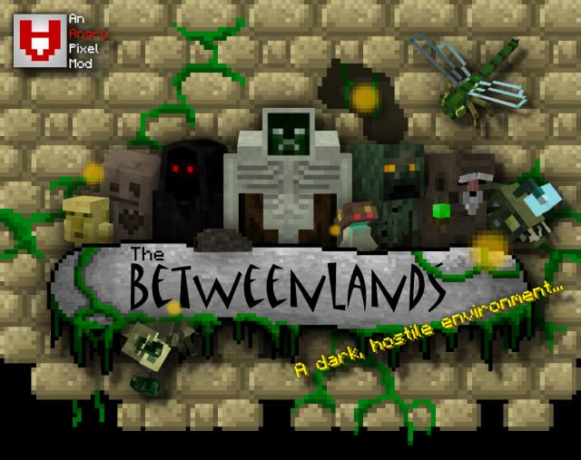 The Betweenlands - темное измерение [1.12.2] [1.10.2] [1.7.10]