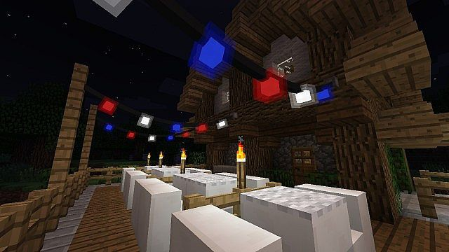 Fairy Lights [1.11] [1.10.2] [1.7.10]
