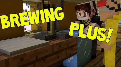 Brewing Plus Mod 1.8/1.7.10
