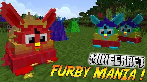 Furby Mania Mod 1.8