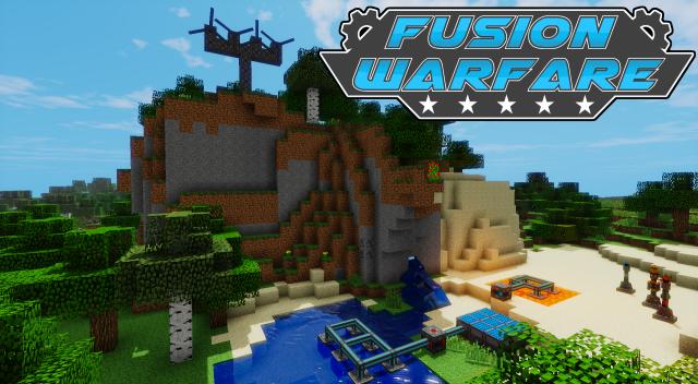 Fusion Warfare Mod 1.7.10