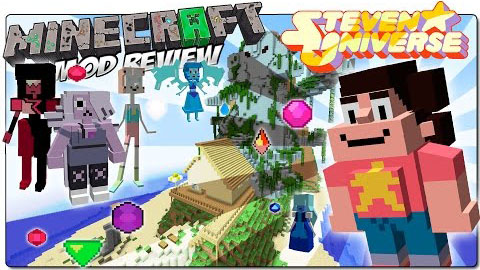 Steven Universe World Mod 1.7.10