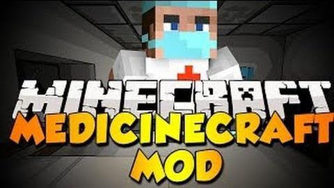 MedicineCraft Mod