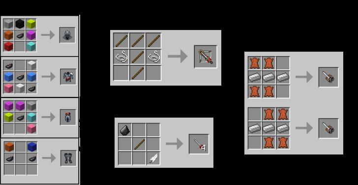 MineCreed [1.10.2] [1.9.4] [1.8.9]