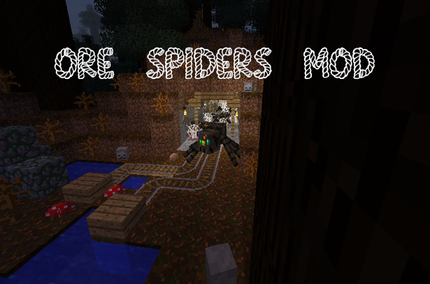 Ore-Spiders-Mod-11