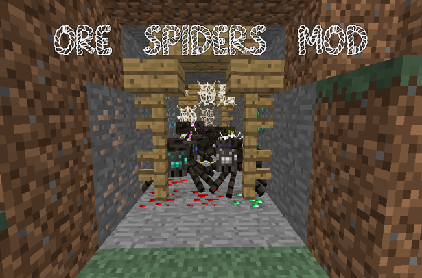 Ore-Spiders-Mod-12