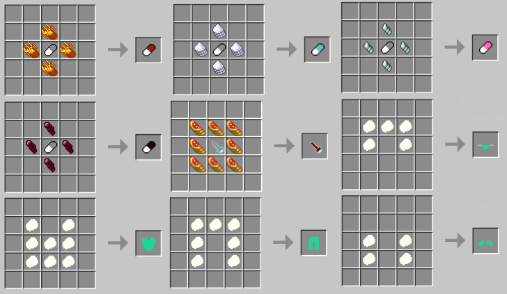 MedicineCraft 1.8.9/1.7.10
