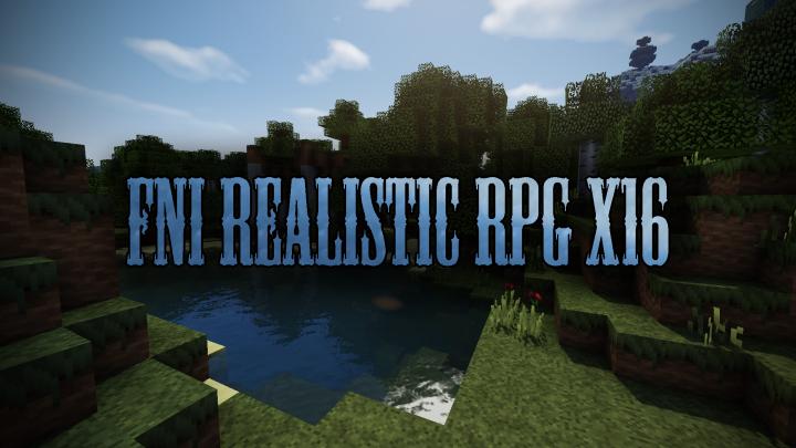 FNI Realistic RPG [1.12.2] (16x)