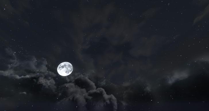 Dramatic Skys - реалистичные облака [1.13.2] [1.12.2] [1.11.2] [1.10.2] (16x)