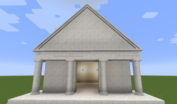 ArchitectureCraft - блоки различных форм [1.12.2] [1.10.2] [1.8.9] [1.7.10]