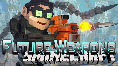 Future Weapons 1.7.10