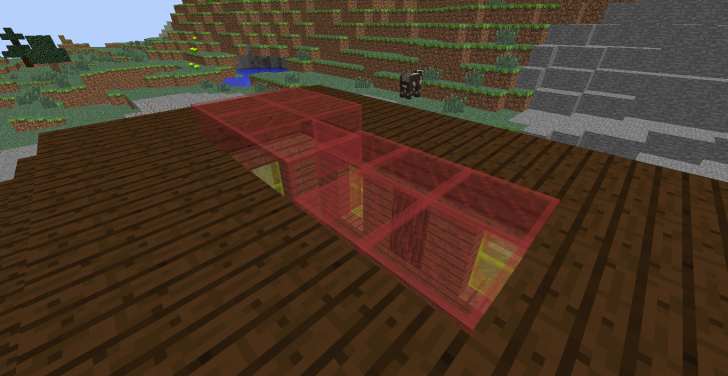 Horizontal Glass Panes 1.9/1.8.9/1.7.10