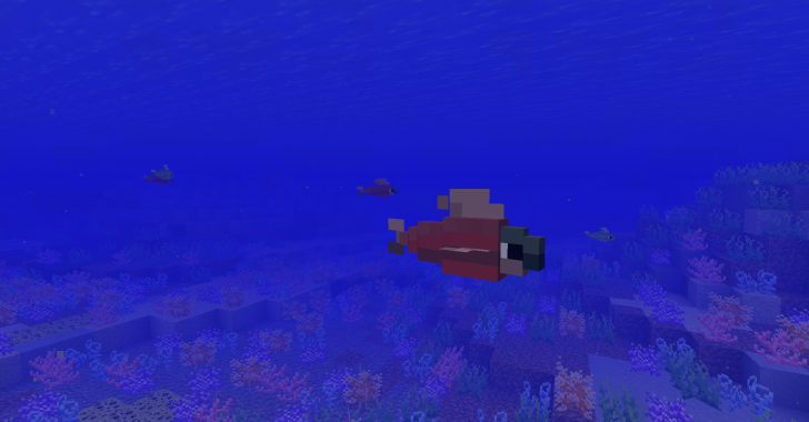Just a Few Fish 1.8.9/1.7.10