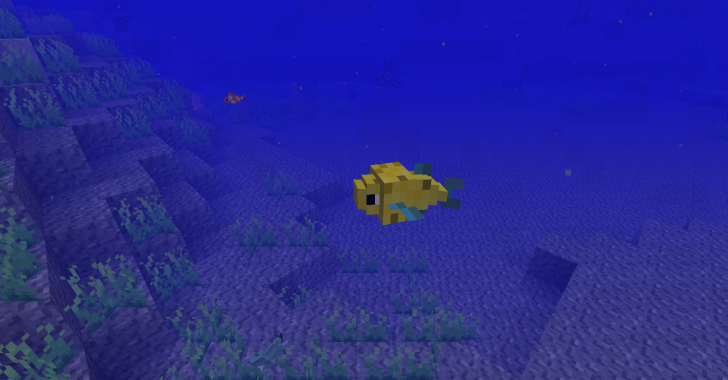 Just a Few Fish [1.12] [1.11.2] [1.10.2] [1.7.10]