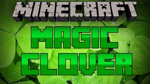 Magic (Lucky) Clover 1.8.9/1.7.10