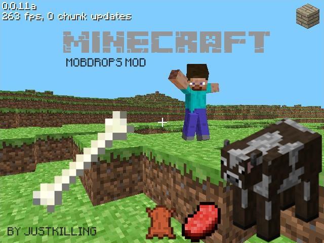 MobDrops [1.10.2] [1.8.9] [1.7.10]