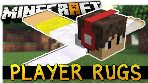 Player Rugs [1.10.2] [1.9.4] [1.8.9] [1.7.10]