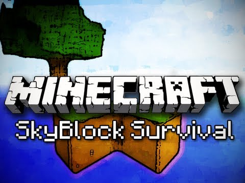 SkyBlock [1.10.2] [1.9.4] [1.8.9] [1.7.10]