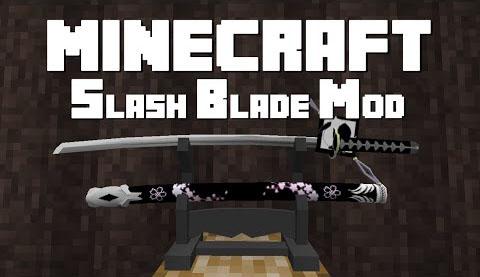 SlashBlade-Mod