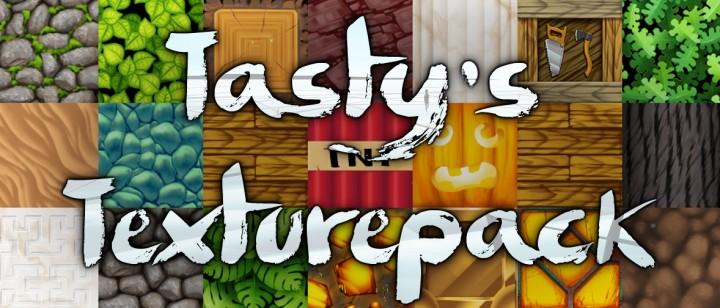 Tasty's 1.8.9 [128x]