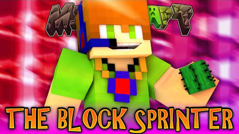 The Block Sprinter 1.8.9