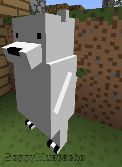We Bare Bears Mod 1.7.10