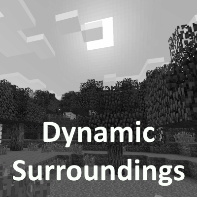 Dynamic Surroundings [1.12] [1.11.2] [1.10.2] [1.7.10]