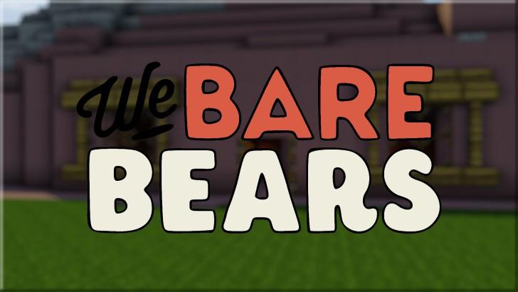 We Bare Bears Mod 1.7.10