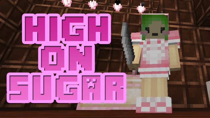 High on Sugar 1.8.9 [16x]