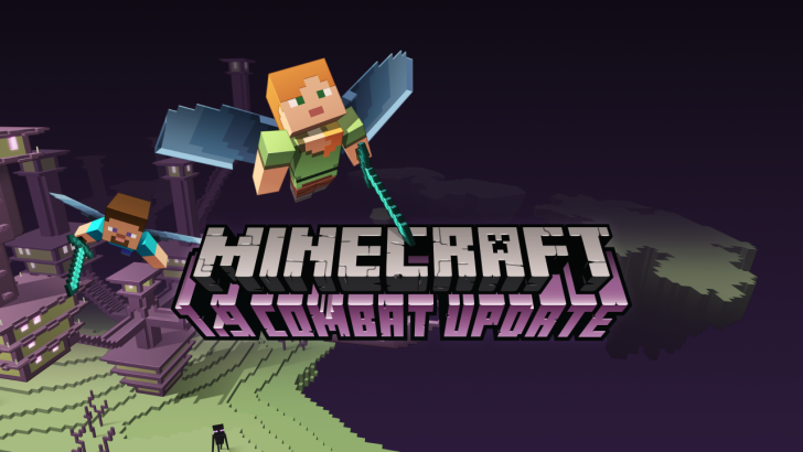 Скачать Minecraft 1.9 - Combat Update