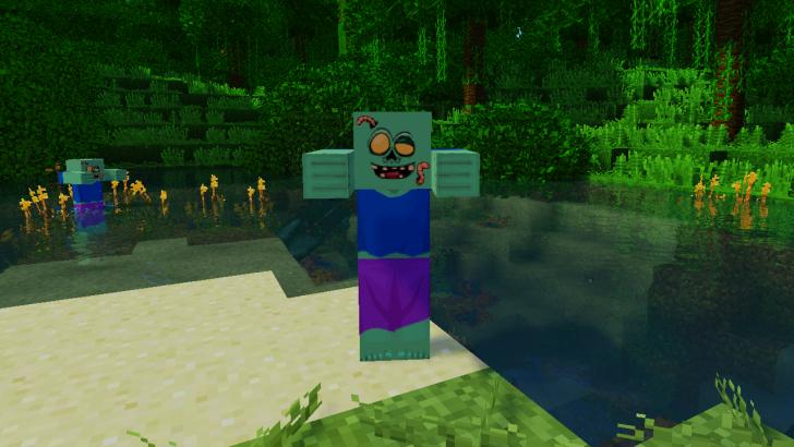 New Zombie 1.8.9