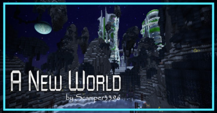 A New World [1.12.2] (32x)